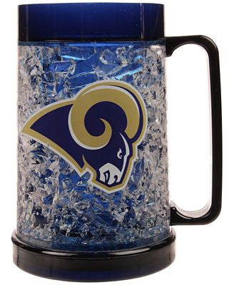 Los Angeles Rams NFL Football Freezer Mug - Dynasty Sports & Framing