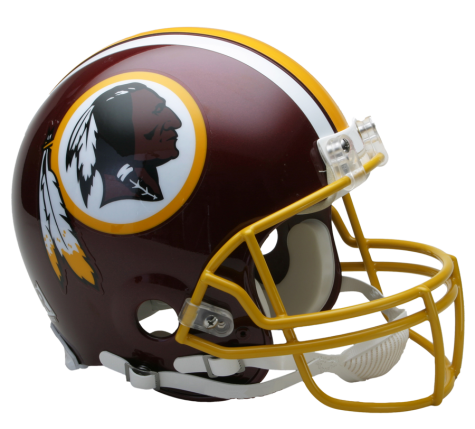 Washington Redskins Authentic NFL Full-Size Helmet - Dynasty Sports & Framing