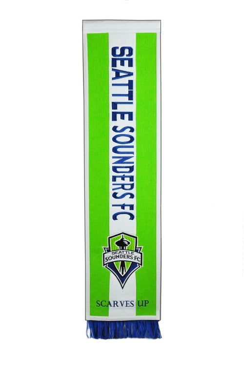 Seattle Sounders F.C. MLS Soccer Spirit Banner - Dynasty Sports & Framing