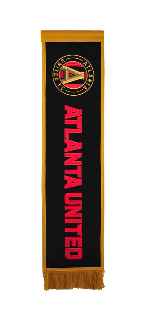 Atlanta United F.C. MLS Soccer Spirit Banner - Dynasty Sports & Framing