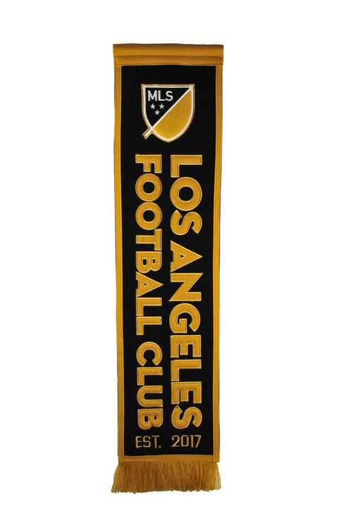Los Angeles F.C. MLS Soccer Spirit Banner - Dynasty Sports & Framing