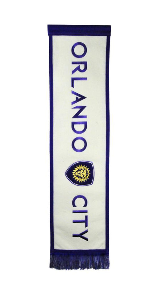 Orlando City MLS Soccer Spirit Banner - Dynasty Sports & Framing