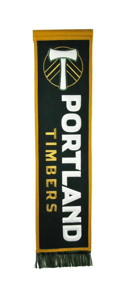Portland Timbers MLS Soccer Spirit Banner - Dynasty Sports & Framing
