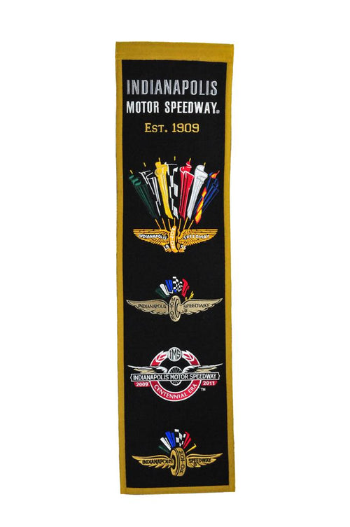 Indianapolis Motor Speedway Heritage Banner