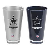 Dallas Cowboys NFL Football 2-Pack Tumbler Cup Set - Dynasty Sports & Framing