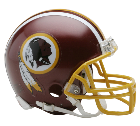 Washington Redskins NFL Riddell Mini-Helmet - Dynasty Sports & Framing
