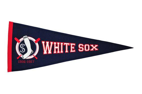 Chicago White Sox MLB Baseball Cooperstown Pennant