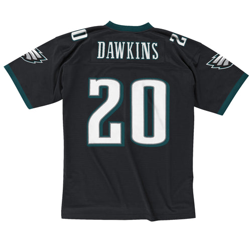 Brian Dawkins Philadelphia Eagles Mitchell & Ness Throwback Jersey