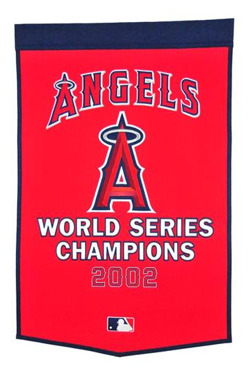Los Angeles Angels Dynasty Banner Mlb Baseball Pennants Banners