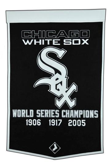 Chicago White Sox MLB Dynasty Banner - Dynasty Sports & Framing