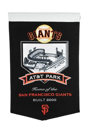 San Francisco Giants AT&T Park Stadium Banner - Dynasty Sports & Framing