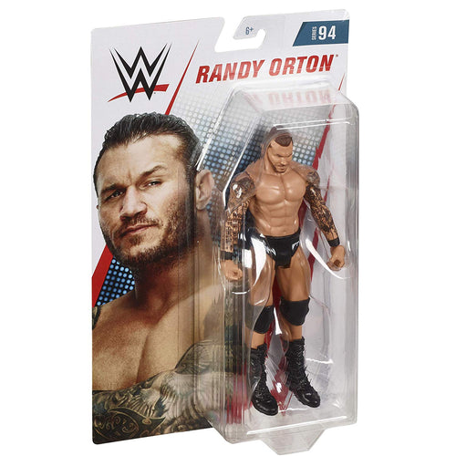 Randy Orton WWE Wrestling Mattel Series 94 Action Figure - Dynasty Sports & Framing