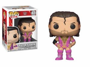 WWE Razor Ramon Funko Pop! Series 7 Vinyl Figure