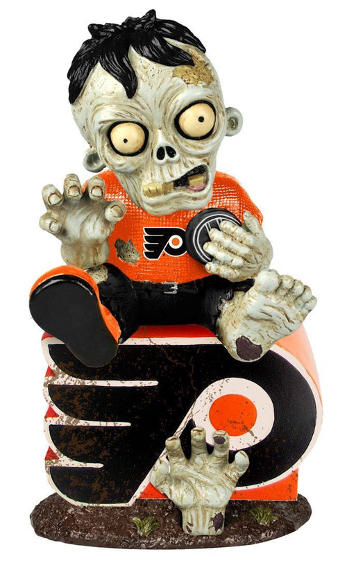 Philadelphia Flyers Hockey Zombie - Dynasty Sports & Framing