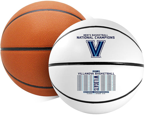 Rawlings Villanova University Wildcats 2018 NCAA Basketball National Champions Basketball - Full Size