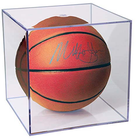 Basketball Cube Display Case Ultra Pro - Dynasty Sports & Framing