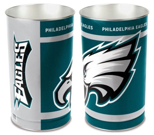 Philadelphia Eagles NFL Trash Can