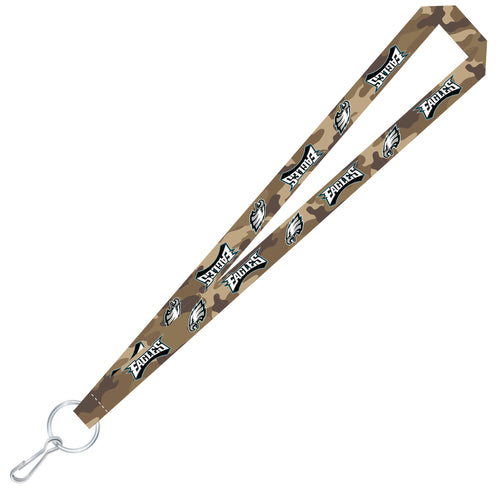 Philadelphia Eagles NFL Football Camouflage Lanyard - Dynasty Sports & Framing
