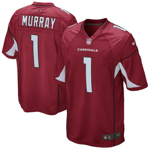 Kyler Murray Arizona Cardinals Nike Cardinal Game Jersey - Dynasty Sports & Framing