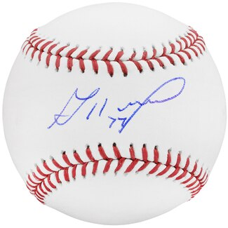 Jose Altuve Houston Astros Autographed Rawlings Official MLB Baseball