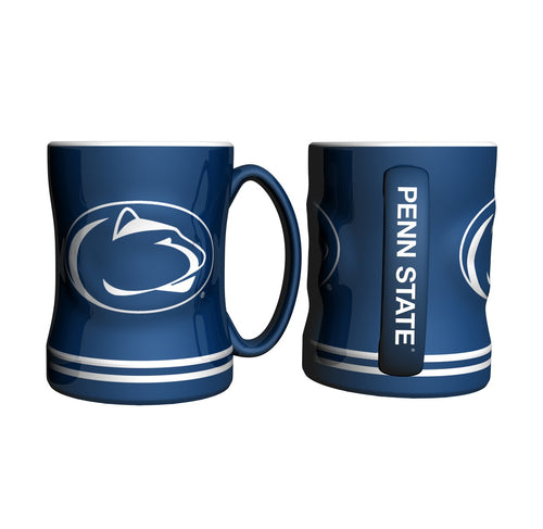 Penn State Nittany Lions NCAA College Logo Mug - Dynasty Sports & Framing