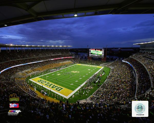 "Baylor Bears McLane Stadium NCAA College Football 8"" x 10"" Photo"