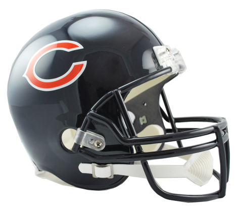 Chicago Bears NFL Full-Size Helmet Replica - Dynasty Sports & Framing