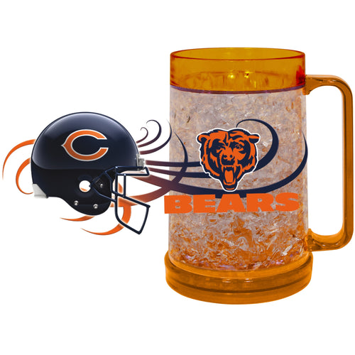 Chicago Bears NFL Football Freezer Mug - Dynasty Sports & Framing