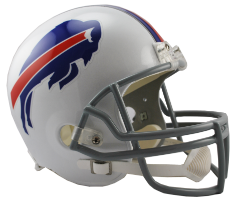 Buffalo Bills NFL Full-Size Helmet Replica - Dynasty Sports & Framing