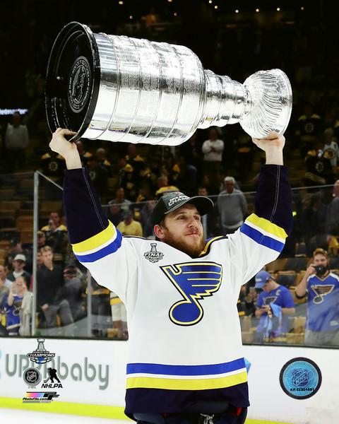 "Brayden Schenn St. Louis Blues 2019 Stanley Cup Champions NHL Hockey 8"" x 10"" Photo"