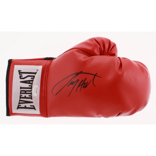 Larry Holmes Autographed Everlast Boxing Glove - Dynasty Sports & Framing
