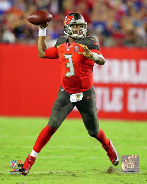 "Tampa Bay Buccaneers Jameis Winston 8"" x 10"" Photo - Dynasty Sports & Framing"
