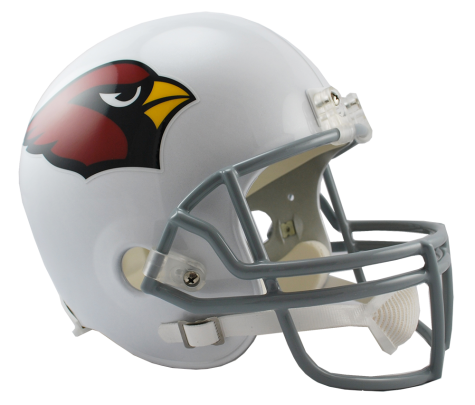 Arizona Cardinals NFL Full-Size Helmet Replica - Dynasty Sports & Framing