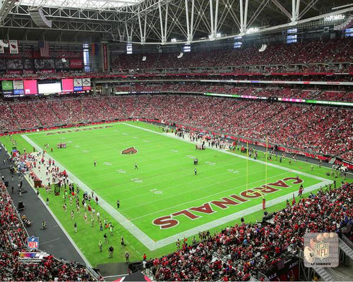 "Arizona Cardinals University of Phoenix Stadium NFL Football 8"" x 10"" Photo"