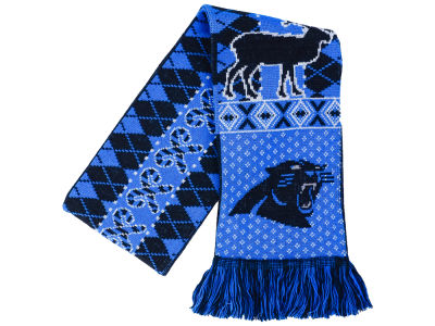 Carolina Panthers NFL Football Winter Scarf - Dynasty Sports & Framing
