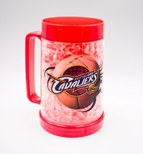 Cleveland Cavaliers NBA Basketball Freezer Mug - Dynasty Sports & Framing