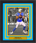 "Los Angeles Chargers Philip Rivers NFL Football 8"" x 10"" Photo - Dynasty Sports & Framing"