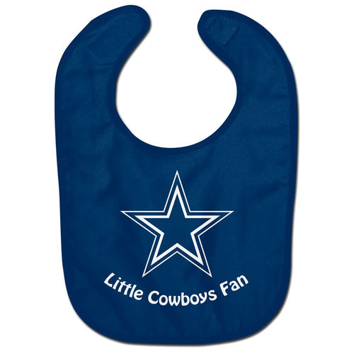 Dallas Cowboys NFL Football Baby Bib - Dynasty Sports & Framing