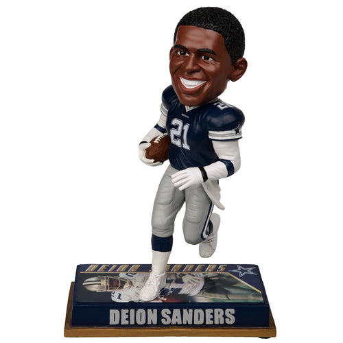 Deion Sanders Dallas Cowboys NFL Legends Bobblehead - Dynasty Sports & Framing