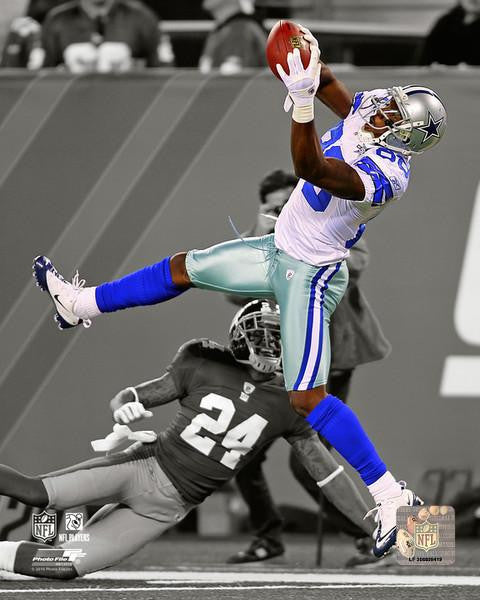 "Dallas Cowboys Dez Bryant NFL Football 8"" x 10"" Photo - Dynasty Sports & Framing"