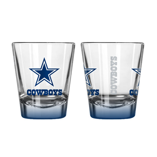 Dallas Cowboys NFL Football Game Day Shot Glass