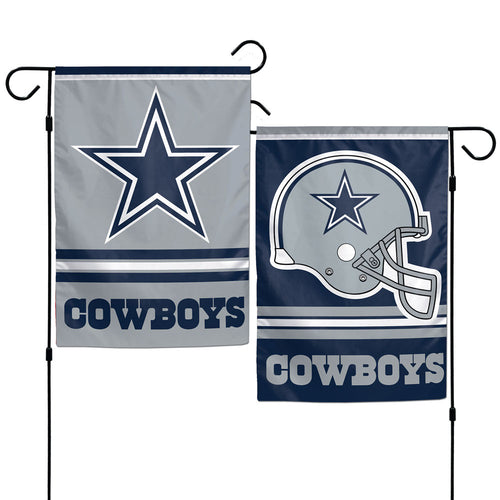 Dallas Cowboys NFL Football Garden Flag