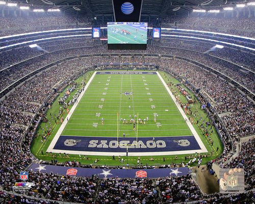 "Dallas Cowboys AT&T Stadium NFL Football 8"" x 10"" Photo - Dynasty Sports & Framing"