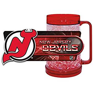New Jersey Devils NHL Hockey Freezer Mug - Dynasty Sports & Framing