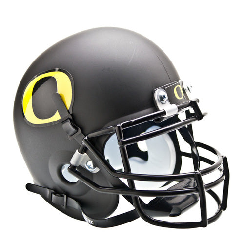 Oregon Ducks NCAA College Riddell Speed Mini-Helmet