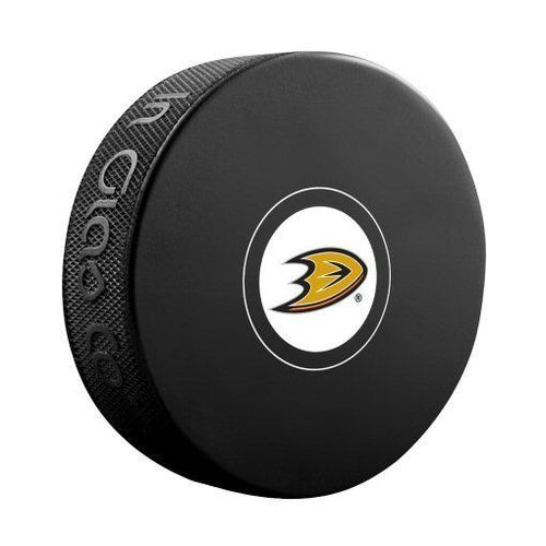 Anaheim Ducks NHL Hockey Logo Puck
