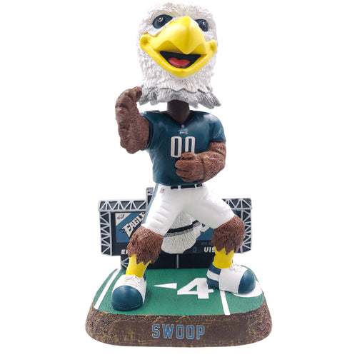 Swoop Philadelphia Eagles Scoreboard Bobblehead - Dynasty Sports & Framing