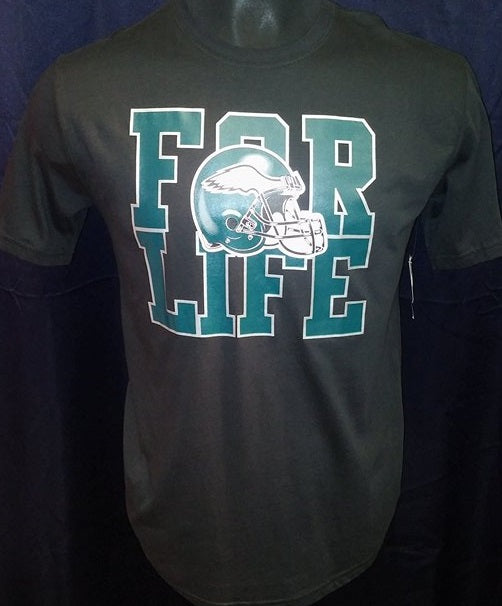 Eagles For Life Football Youth T-Shirt  3c4e74953fda