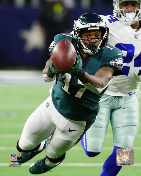 "Alshon Jeffery v. Dallas Cowboys Philadelphia Eagles NFL Football 8"" x 10"" Photo - Dynasty Sports & Framing"