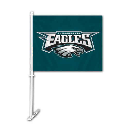Philadelphia Eagles NFL Football Car Flag